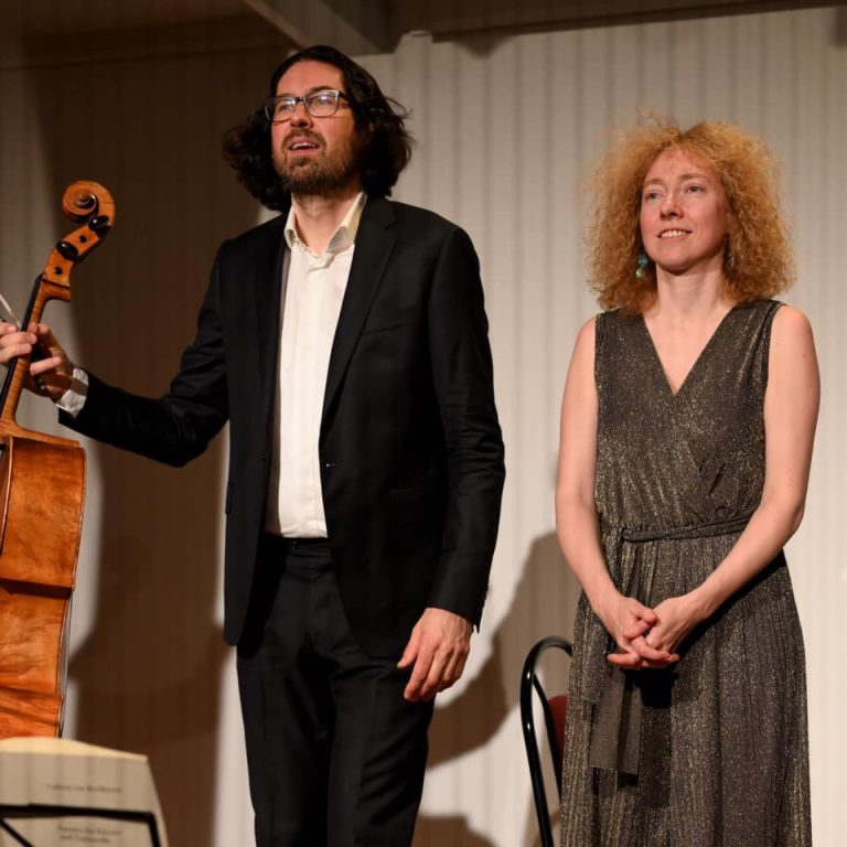 Beethoven with Irina Zahharenkova